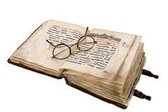 starożytna książka Obraz Stock