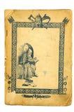 starożytna książka Zdjęcia Stock