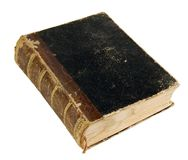 starożytna książka Zdjęcie Royalty Free