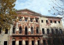 starożytna manor zdjęcie stock