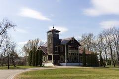 starożytna manor zdjęcie royalty free