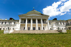 starożytna manor Ukraina obrazy stock