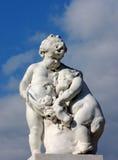 starożytna posąg Obrazy Royalty Free