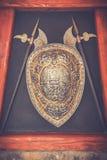 starożytna tarczy obraz royalty free