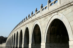 starożytne 3 most Zdjęcia Stock