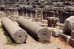 starożytne amfiteatrze obraz royalty free