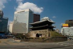 starożytne miasta nowoczesnego życia. Fotografia Stock