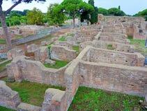 starożytne miasto Obrazy Stock
