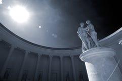 starożytne posągi Zdjęcie Royalty Free
