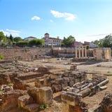 starożytne ruiny Zdjęcie Royalty Free