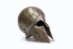 Starożytnego Grka hełm obraz royalty free