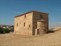 Starożytnego Grka kościół Fotografia Stock