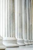starożytni filarów zdjęcia stock