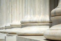 starożytni filarów obrazy royalty free