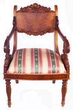 starożytniczy krzesło Obrazy Royalty Free