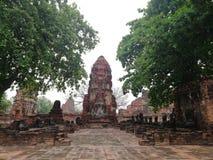 starożytny Buddha fotografia royalty free