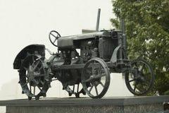 starożytny ciągnika Zdjęcie Royalty Free