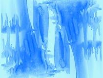 starożytny ciemności tła papieru akwareli żółty Zdjęcie Royalty Free