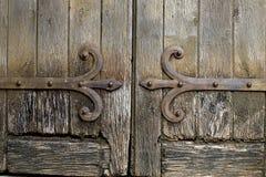 starożytny drzwi zdjęcie stock