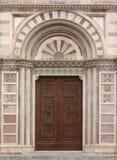 starożytny drzwi obraz stock