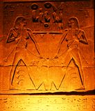 starożytny egipski życia Obrazy Royalty Free
