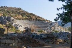 starożytny ephesus teatr Fotografia Stock