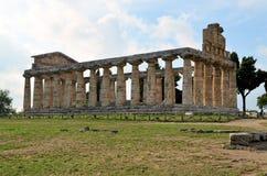 Starożytny Grek świątynie Zdjęcie Royalty Free