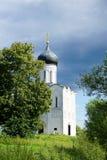 starożytny kościoła zdjęcia stock