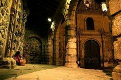 starożytny kościoła Zdjęcia Royalty Free