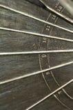 starożytny metalicznego kątomierz Obraz Stock
