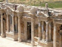 starożytny teatr zdjęcie stock