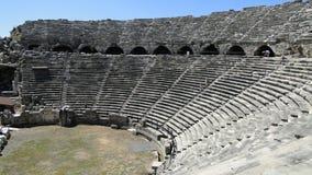 starożytny teatr obraz royalty free