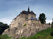 starożytny zamek Fotografia Royalty Free