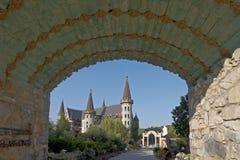 starożytny zamek Bułgaria Obraz Royalty Free