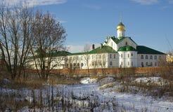 Staro-Golutvin monastery, Kolomna, Russia Royalty Free Stock Images