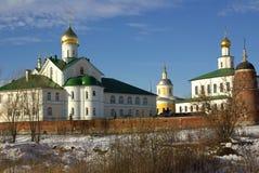 Staro-Golutvin monastery, Kolomna, Russia Stock Photo