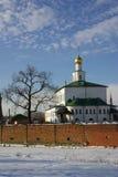 Staro-Golutvin monastery, Kolomna, Russia Stock Photography