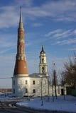 Staro-Golutvin monastery, Kolomna, Russia Stock Photos