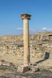 starożytna kolumny Obraz Royalty Free