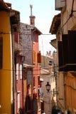 starożytna street Obrazy Royalty Free