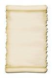 starożytna zwoju Obraz Stock