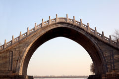 starożytne 5 most Zdjęcie Stock