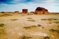 starożytne miasto Zdjęcia Stock