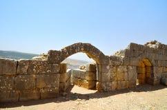 starożytne ruiny obrazy stock