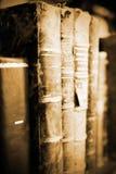 starożytni bookds Fotografia Royalty Free
