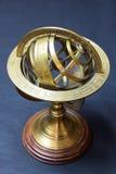 starożytny astrolabium Zdjęcia Royalty Free