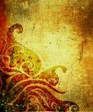 starożytny backgorund crunch Obraz Royalty Free