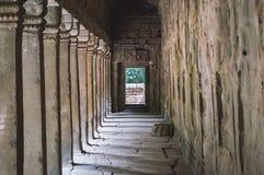 starożytny balkon Obraz Stock