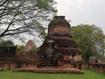 starożytny Buddha Obrazy Stock