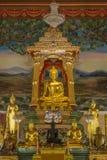 starożytny Buddha Zdjęcia Stock